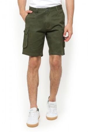 ARMY BUSH CARGO SHORT