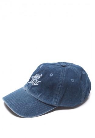 BLUE WASHED CAP