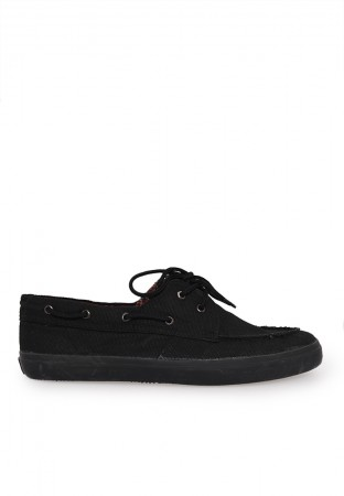 CANVAS DOCKDIDE BLACK