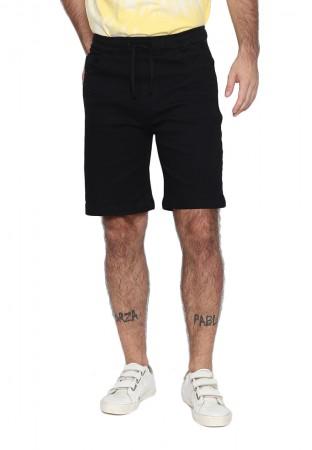 CASUAL SHORT PANTS BLACK