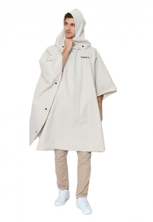 CREAM TENDENCIES RAINCOAT