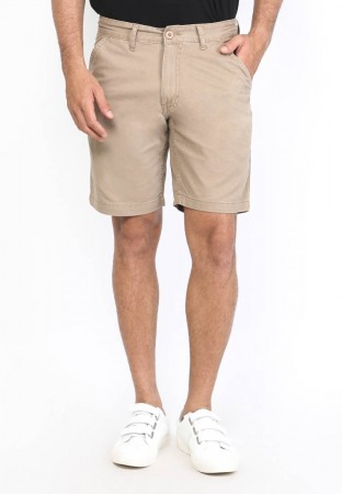 EMBRO CHINOS SHORT BROWN