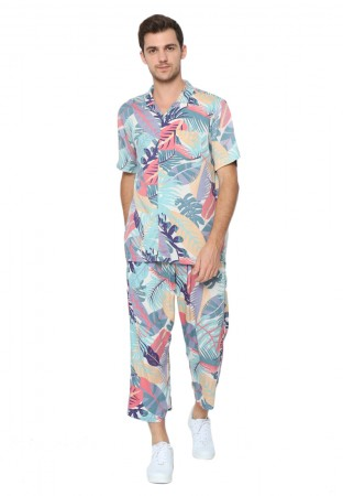 FLORA LOUNGE WEAR SET LONG