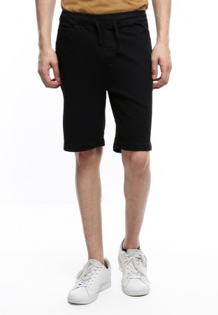 FULL BLACK SHORT PANTS