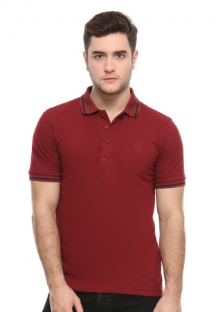 MAROON POLO SHIRT