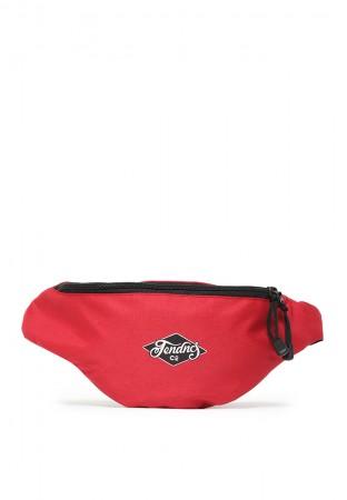 RED TENDENCIES WAIST BAG
