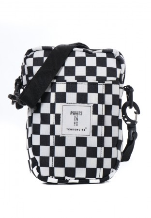 SLING POUNCH CHECKERED